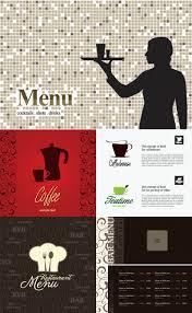 Restaurant Menu Templates Vector Free Stock Vector Art