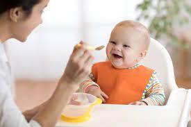 Thực đơn ăn dặm cho bé 8 tháng - Tuần 2
