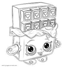 Shopkins Coloring Pages To Print Of Soda Pops Shopkins Shopkins