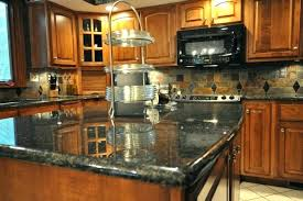Black Granite Countertops With Tile Backsplash Mesmerizing Kitchen Tile Backsplash Ideas With Granite Countertops Ideas With
