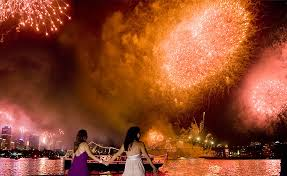 New Years Eve Cruises on Sydney Harbour - My Fast Ferry