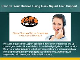 Geek Squad Tech Support Toll Free Number Ppt Download