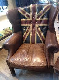union jack chair best reading ever english velvet sofa sofas sydney loaf settees memory foam mattress