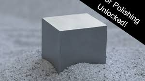 Cubit: Perfect Cubes of Ultra-Dense Tungsten by Joel Ifill ...