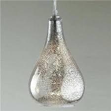 popular of mercury glass pendant light bulb shades pertaining to mercury glass pendant light mercury glass