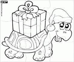 Kleurplaten Kerst Puzzels Kleurplaat