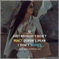 Here Is Best Attitude Quotes For Girls With Photos Included Pics