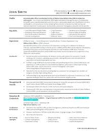 Law Enforcement Resume New Government Resume Templates Military Resume Template Here Are