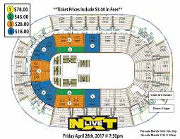 Nxt Seating Chart Wwe Nxt Live Map
