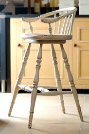 kitchen bar stools with arms. bar stool with swivel seat from chalon more kitchen stools arms