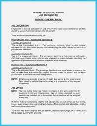 10 Lube Technician Job Description For Resume Resume Samples