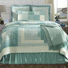 Coastal Quilts Bedding Coastal Collection Quilt Bedding P The Sea ... & Coastal Quilts Bedding Coastal Collection Quilt Bedding P The Sea Glass  Bedding Is A Coastal Modern Adamdwight.com
