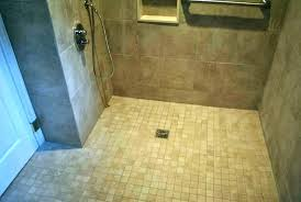 deluxe image for shower ready to tile pan installing tileable reviews pans 36 x 60