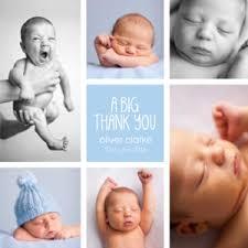 Baby Boy Thank You Cards Baby Boy Thank You Cards Sleepymoon Cards