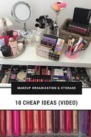 let s talk about makeup organization makeup storage today i am taking you to my vanity table to show you how i organised my makeup skincare and other