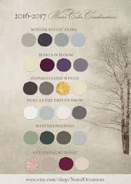 2016 winter wedding color combinations and trends for 2017 winter weddings.  Pick a color and