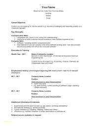 Resume Samples Canada With Free Resume Templates Format Samples For