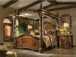 california king canopy bed. Delighful King Classic Chestnut CalKing Canopy Bed To California King I