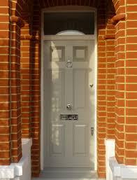 front door companyGrey regency front door A classic by the London Door Company