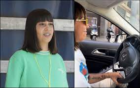 Kicked out for being a lesbian, Malika Chalhy buys a Mercedes with money  from the fundraiser