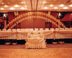 gold and ivory wedding decor toptable