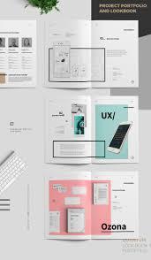 Work Portfolio Project And Design Portfolio Templateminimal And