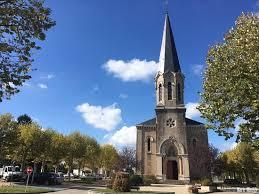 L'église du village - Photo de Le Comptoir, Montrevel-en-Bresse -  Tripadvisor