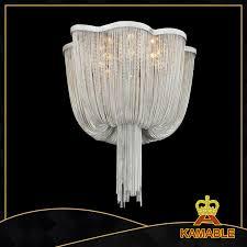 customize modern design chain lamp chandelier ka110