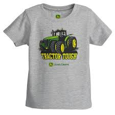 John Deere Coat Rack Magnificent John Deere Toddler Boy Tractor Tough Tshirt Shopko