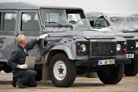 Land Rover SkyFall