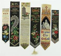 antique stevengraph bookmark the old armchair 10 5 and 5 other stevengraph bookmarks 6