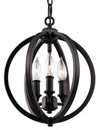 corinne brz 3 light mini orb chandelier pendant
