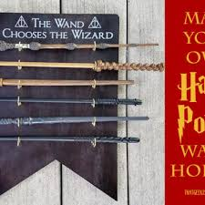 Harry Potter Wand Display Stand Wand Holder Archives That Geekish Family 72