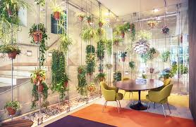 contemporary office spaces. Chic Office Ideas Plus Plant Filled Contemporary Space Photos: Full Size Spaces