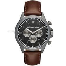 "men s michael kors gage chronograph watch mk8536 watch shop comâ""¢ mens michael kors gage chronograph watch mk8536"