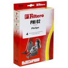 <b>Filtero мешки</b>-<b>пылесборники phi 02</b> standard — 2 отзыва о товаре ...