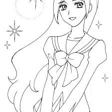 American Girl Doll Coloring Page Good Girl Doll Coloring Pages Or
