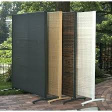 free standing outdoor privacy screens free standing garden screen full image for free standing garden