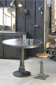 modern industrial design furniture. Industrial Riveted Table Modern Design Furniture