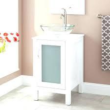 small bathroom sink vanities. Bathroom Sink Vanity Vessel White Small Combo . With Vanities