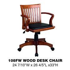 swivel wood desk chair high end antique oak wood office wood chair models oak swivel office