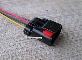 ford 6 0 diesel glow plug wiring harness plug connector Ford Truck Wiring Harness at Ford Wiring Harness Connectors