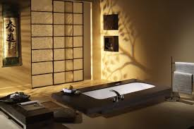 Japanese Bath House Interior Video And Photos Madlonsbigbearcom - Japanese house interiors