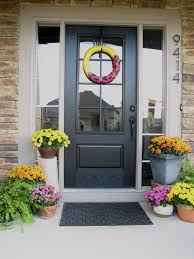 ... Stupendous Black Front Doors With Glass Photo Inspirations Door Models  Of Different Styles Image Color Home ...