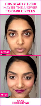this beauty trick may be the answer to dark circles