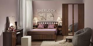 <b>Спальня Sherlock</b> — модульный набор мебели для <b>спальни</b> ...