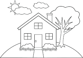 Tree House Coloring Sheets Tree House Coloring Pages Coloring Pages