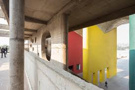 Chandigarh Design Gallery Of Ad Classics Master Plan For Chandigarh Le