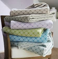 crate and barrel raj quilts from top khaki grey purple green bright blue light blue