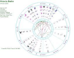 Basquiat Natal Chart The Astrology Of Octavia Butler